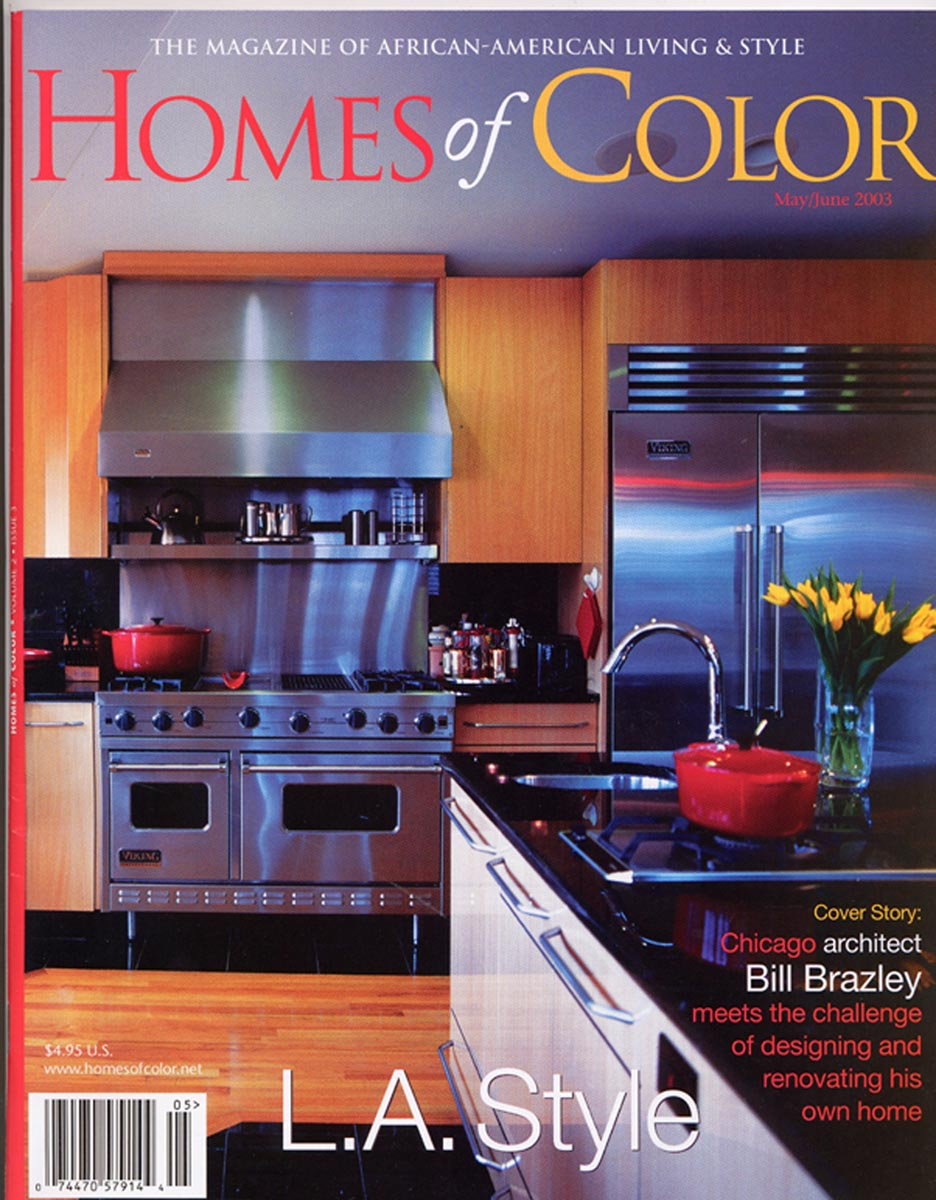 Homes of Color Magazine